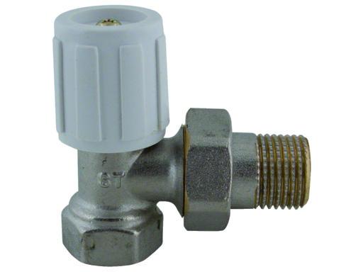 Radiatorovy Ventil Rohovy Jednoregulacni 1 2 Aquatopshop Voda