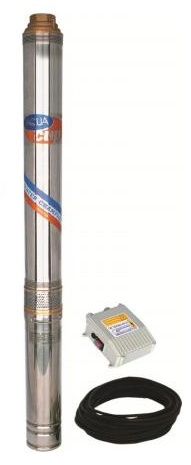 """Aquacup 4"""" ELECTRA, 3000W, 12900l/h Ponorné vícestupňové čerpadlo 2130"""