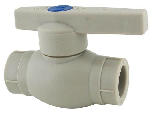 Aquaplast PPR kulový kohout plastový 25mm
