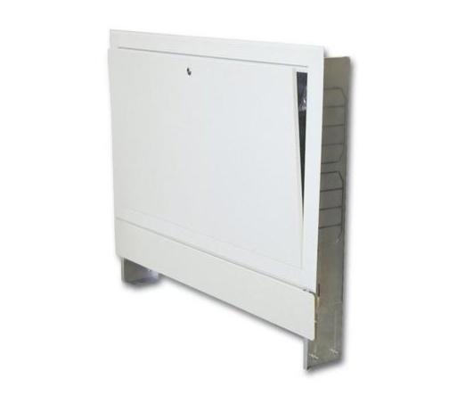 Steno Skříň rozdělovače pod omítku šíře 650mm, pro podlahové vytápění 7-8 obvodů