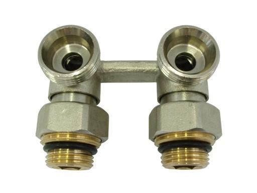 """Steno 412 Uzavírací ventil rohový VK 1/2""""x3/4"""""""