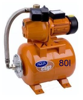 Aquacup Ecopress 80 - 600W, 3000l/hod Domácí vodárna