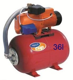 Aquacup A-Control-L 36 - 750W, 3600l/hod Domácí vodárna