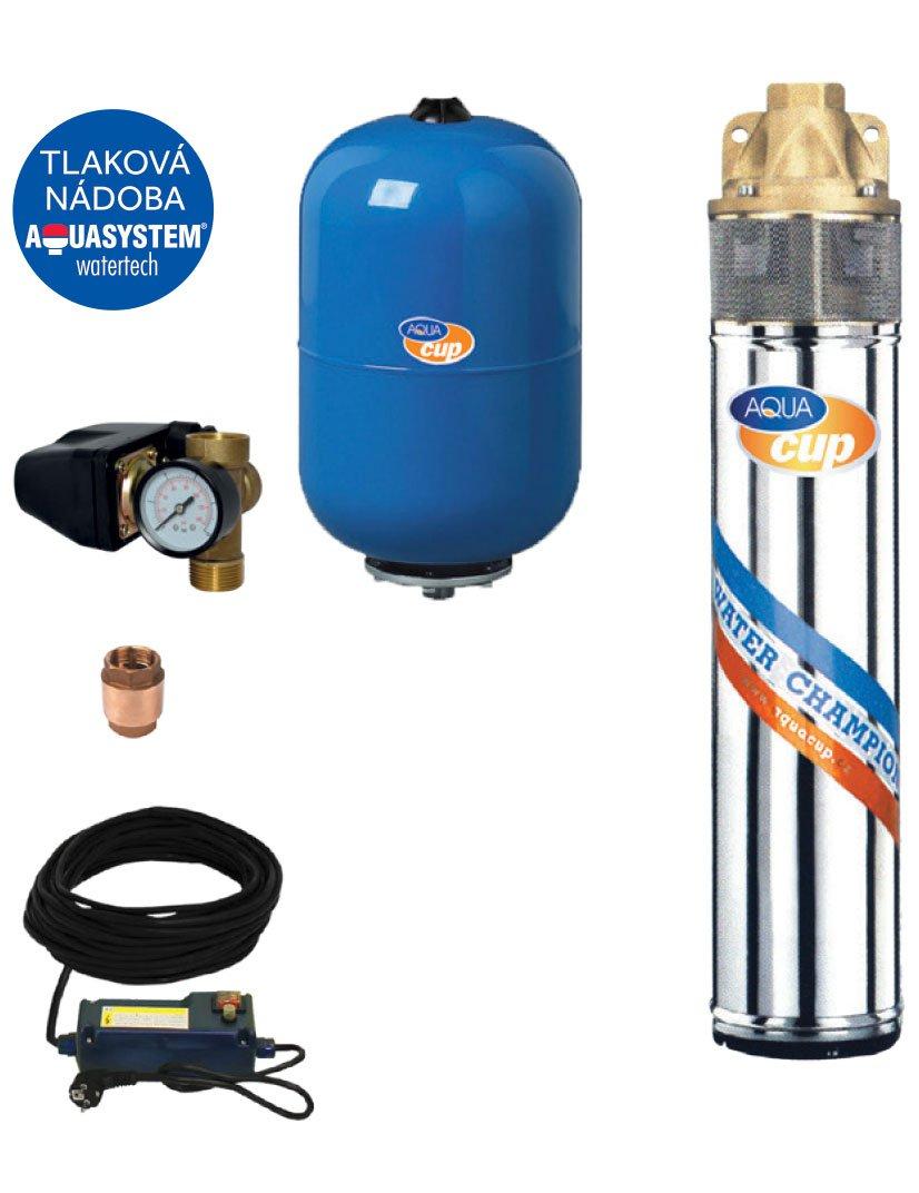 Aquacup SUB CONTROL 24 - 40/55 M20 Domácí vodárna