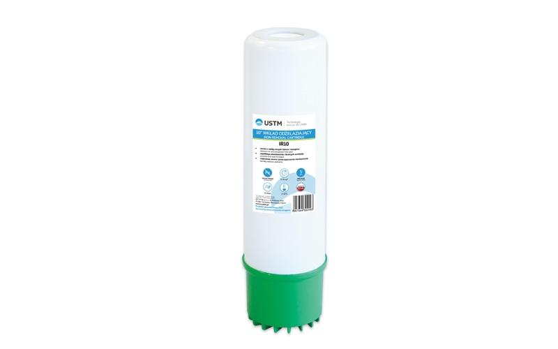 USTM Filtrační patrona IR10 5mcr Tmax 40°C odstranění železa a manganu
