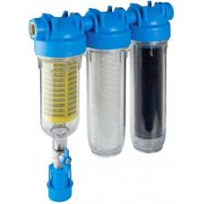 "ATLAS FILTRI Vodní filtr HYDRA RainMaster TRIO 1"" RSH 50mcr + LA + FA 25mcr 8BAR"
