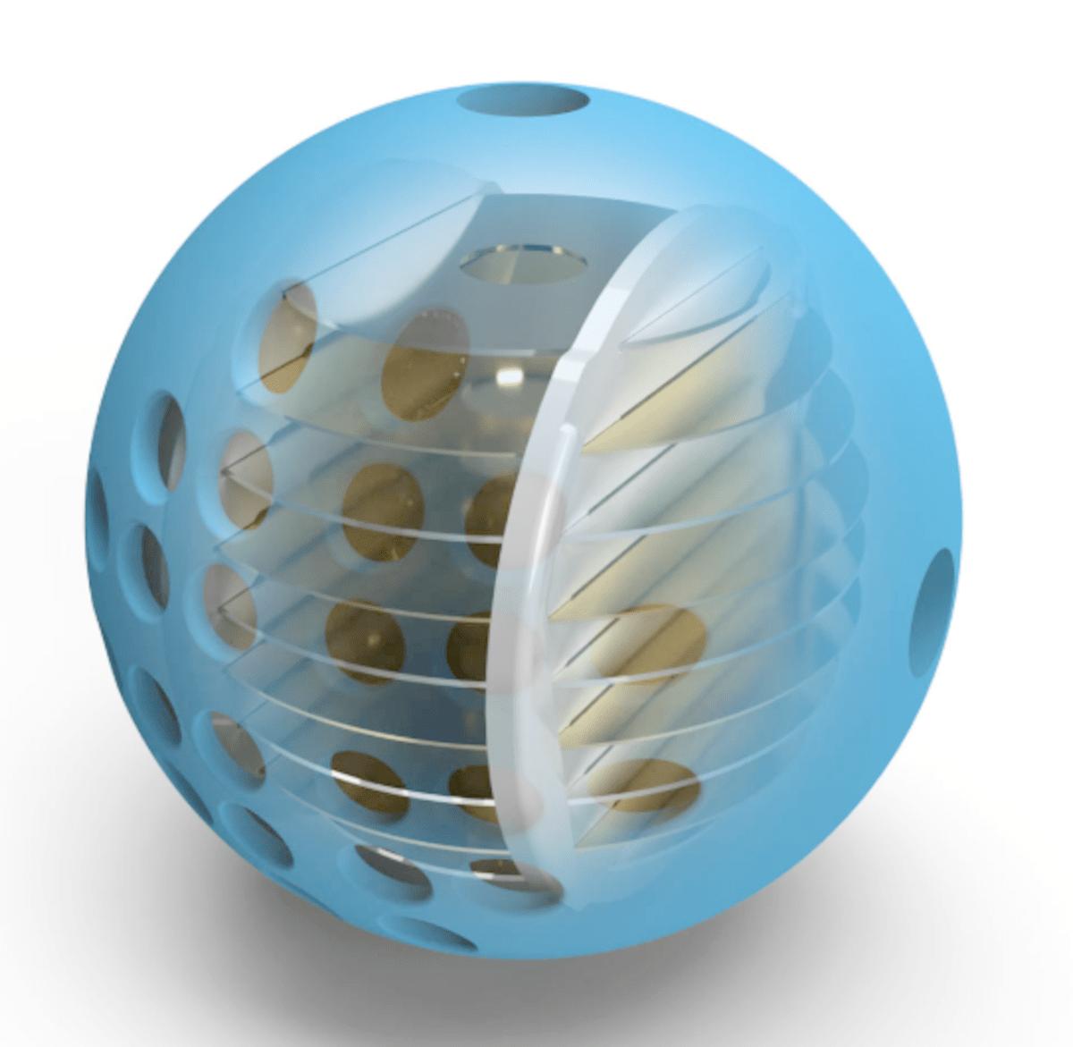 IPS Ball koule pro pračky, myčky, nádrže SWB