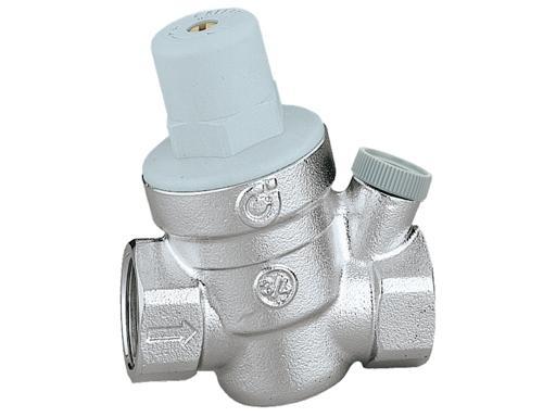 """Caleffi 5334 Membránový regulátor tlaku vody 1"""""""