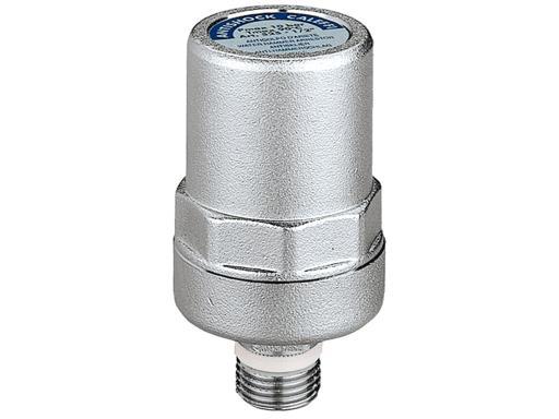 """CALEFFI 525 Kompenzátor hydraulických rázů v potrubí 1/2"""" Antishok"""